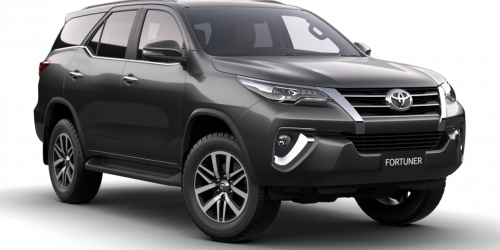 fortuner for Self Drive in Chandigarh
